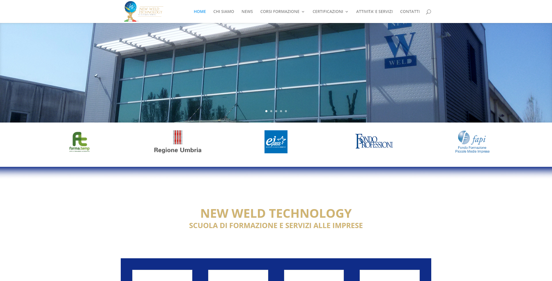 Sito New Weld Technology